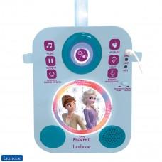 Disney Frozen Die Eiskönigin Elsa Beleuchteter Lautsprecher mit 2 Mikrofonen