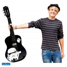 Star Wars Rey Poe Finn BB-8 Akustikgitarre hölzern
