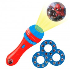 Geschichten Projektor Taschenlampe Spider-Man