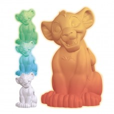 Der König der Löwen Simba Buntes Nachtlicht