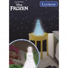 Frozen Nachttischlampe