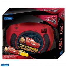 Disney Pixar Cars 3 Flash McQueen Lecteur CD