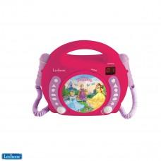Disney Princesses Raiponce Lecteur CD avec 2 microphones