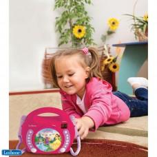 Disney Prinzessin Rapunzel CD-Player mit 2 integrierten Mikrofonen