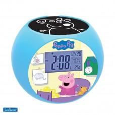 Radio Réveil Projecteur Peppa Pig