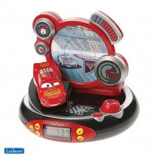 Projector Alarm Clock Radio Disney Cars 3