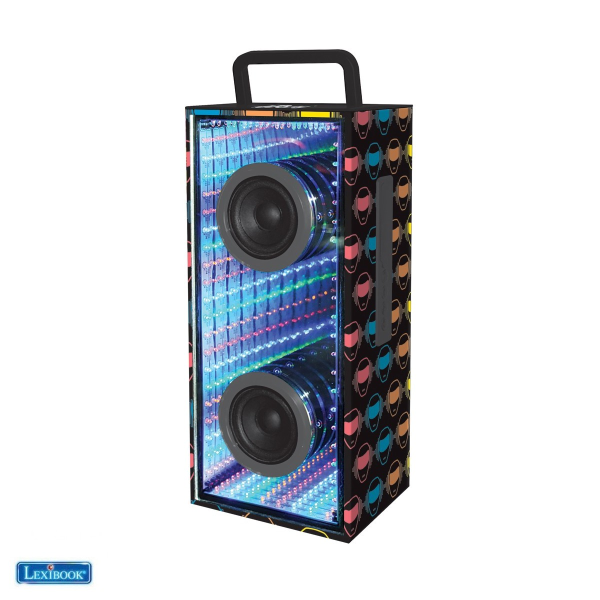 BTL600 Enceinte Bluetooth® FlashBoom iParty - Lexibook
