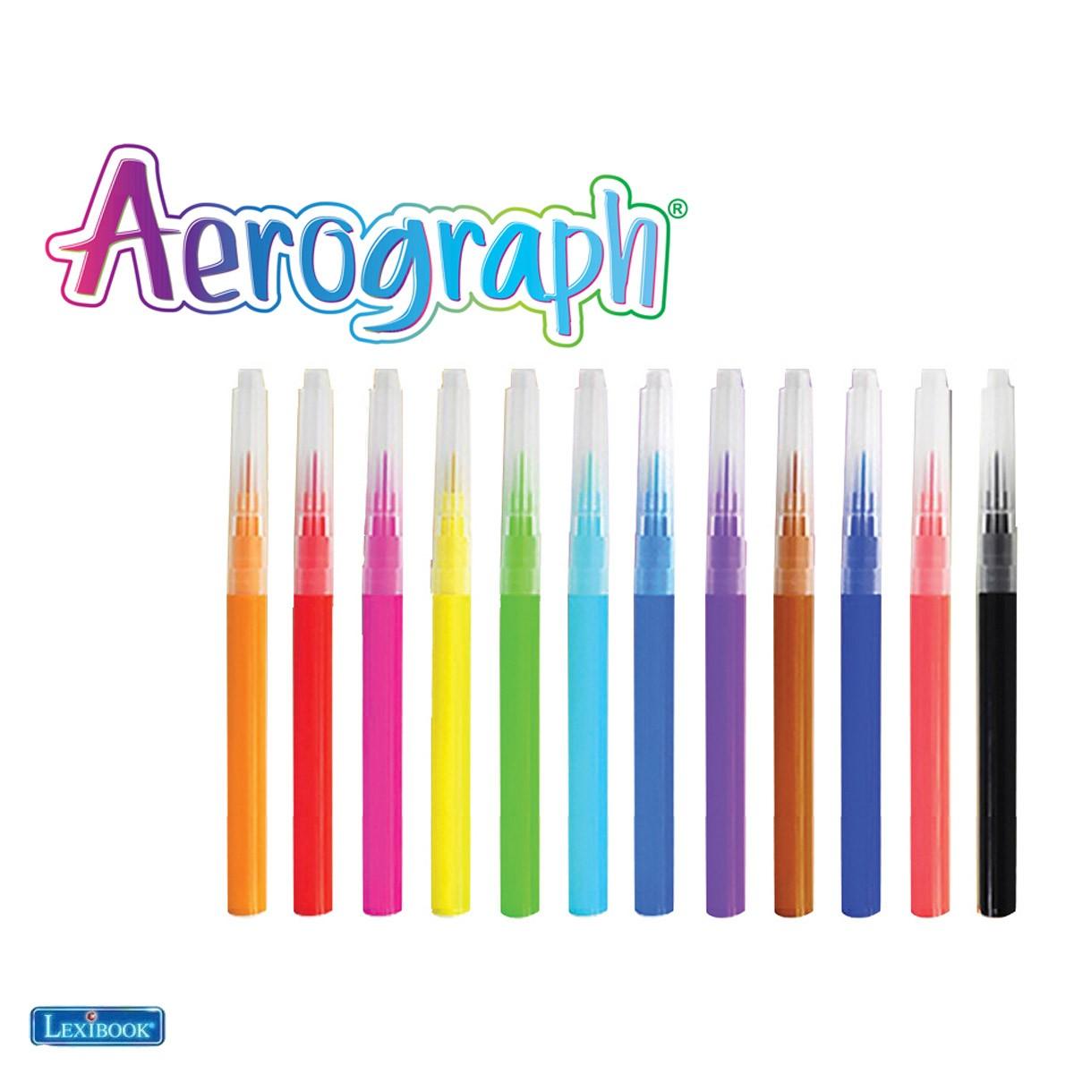 Recharge de Feutres pour Aerograph