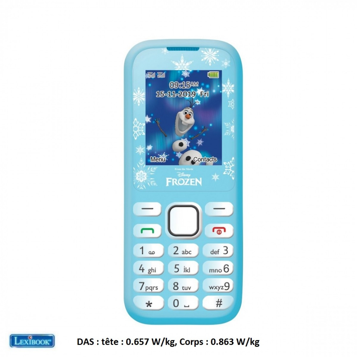 Feature Phone Frozen Olaf
