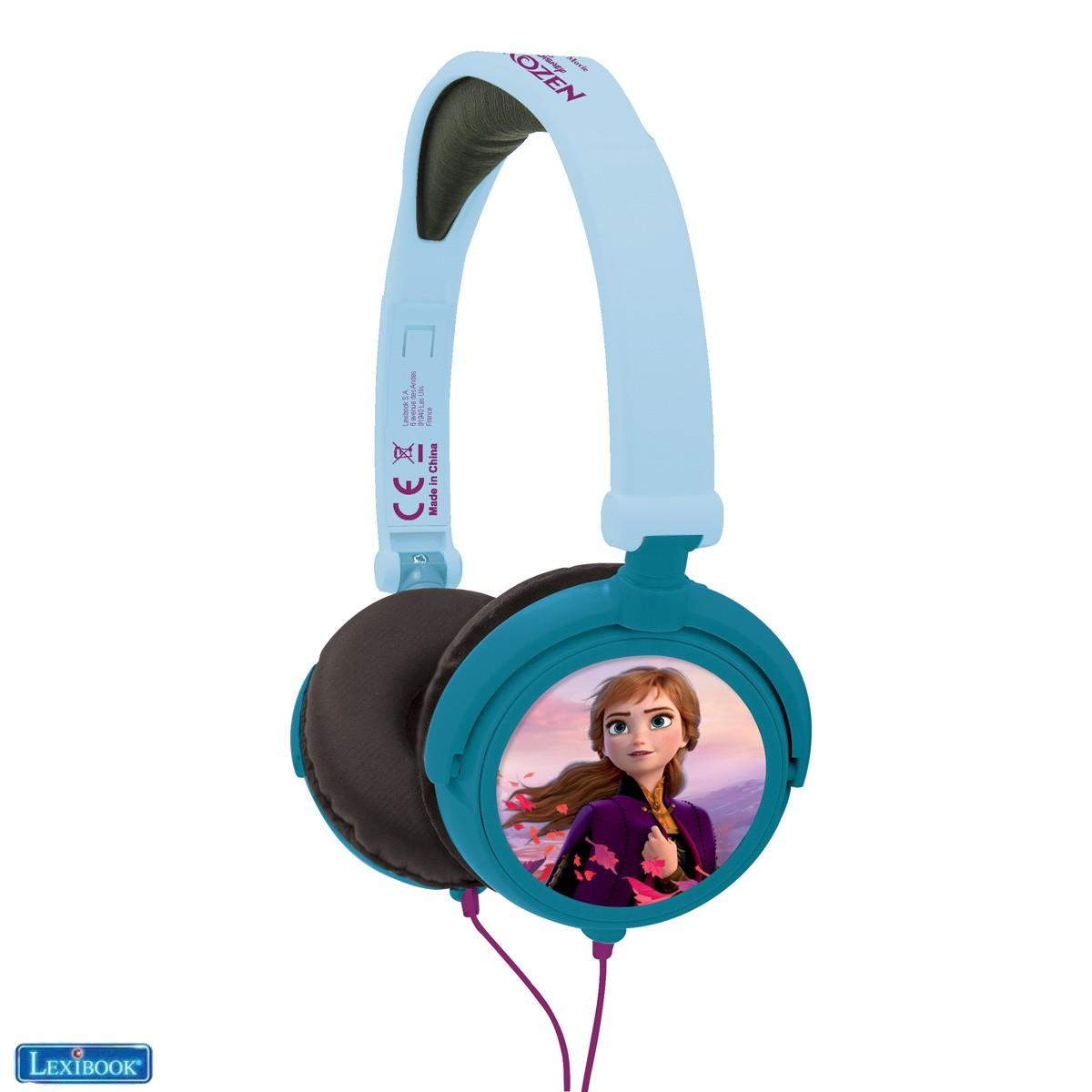 Casque audio stéréo La Reine des Neiges 2