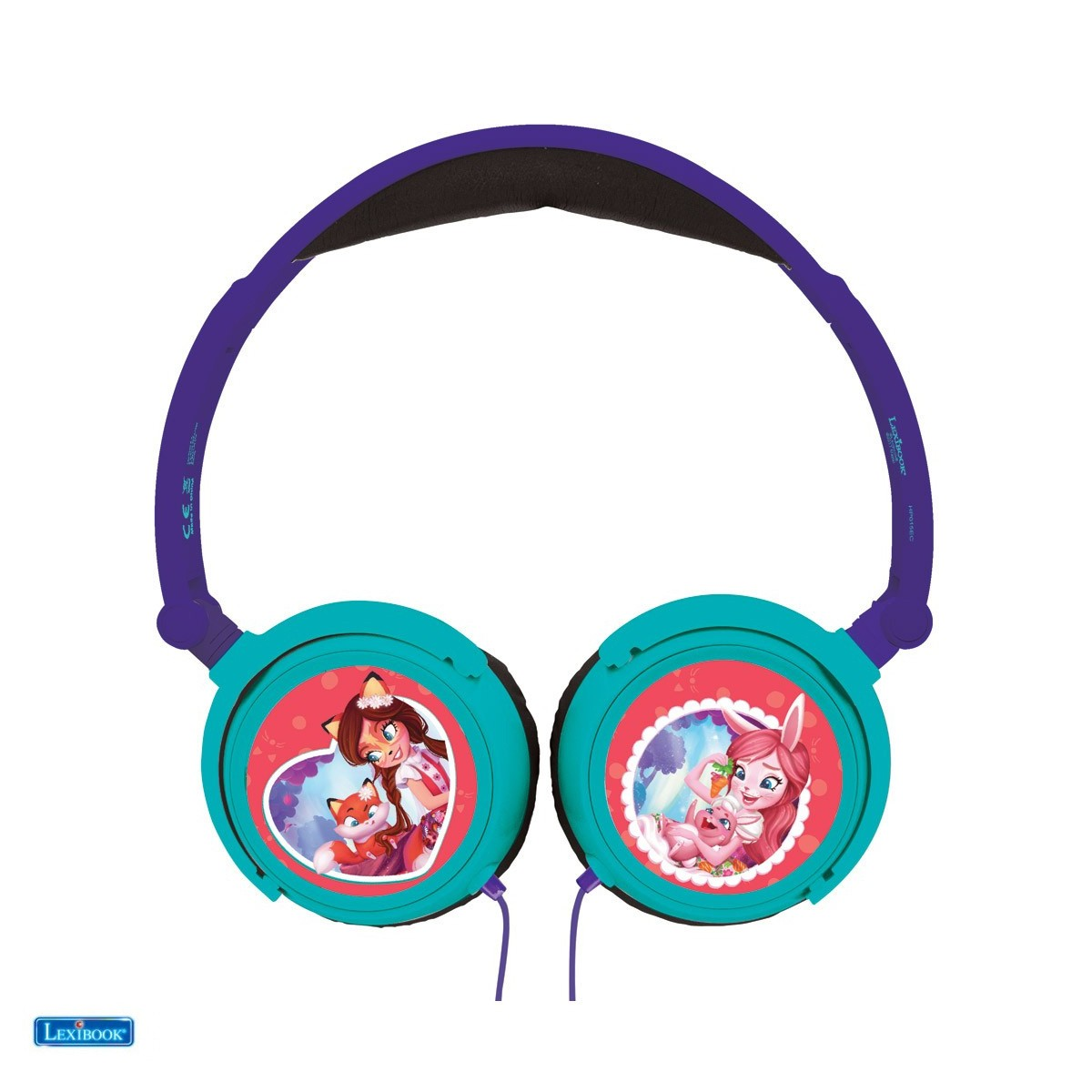 Casque Stéréo Enchantimals