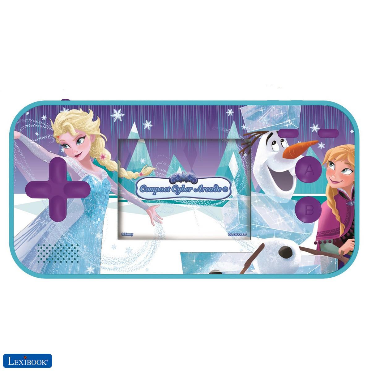 Disney Frozen Elsa Compact Cyber Arcade®  Portable Gaming Console