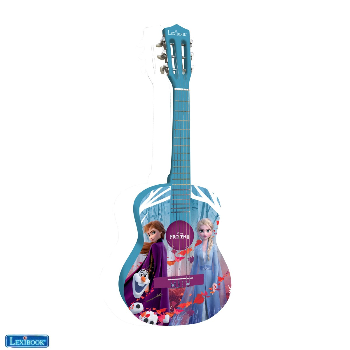 Guitare Acoustique La Reine des Neiges 2 - 78 cm