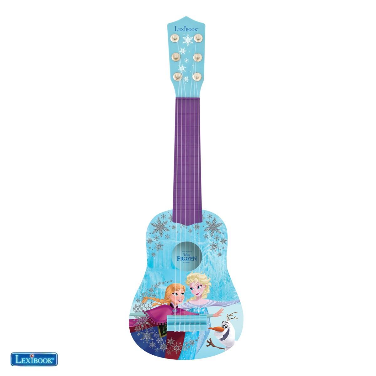 Ma Première Guitare Reine des Neiges - Lexibook K200FZ_01