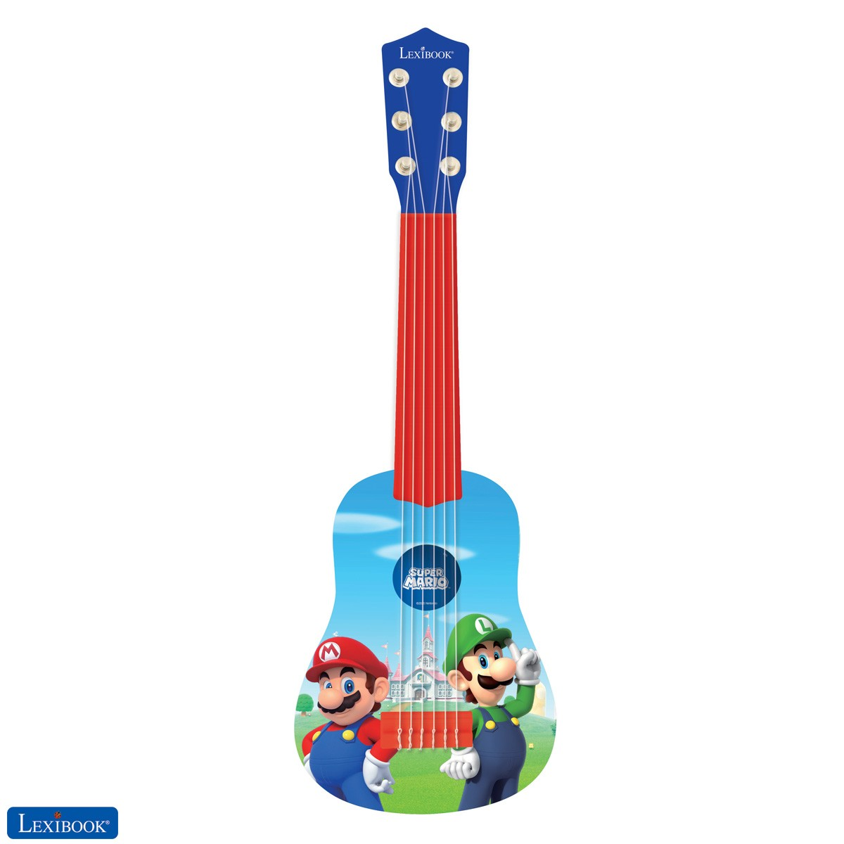Nintendo Mario Luigi Ma première guitare