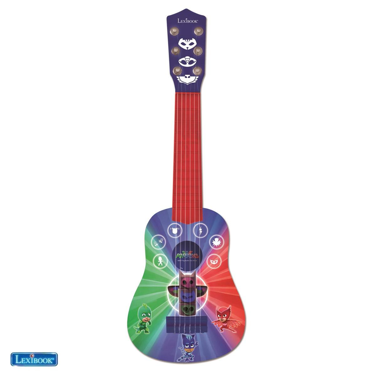 Ma première guitare Pyjamasque - Lexibook K200PJM