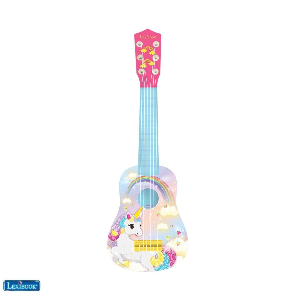 Ma première Guitare Licorne pour enfant