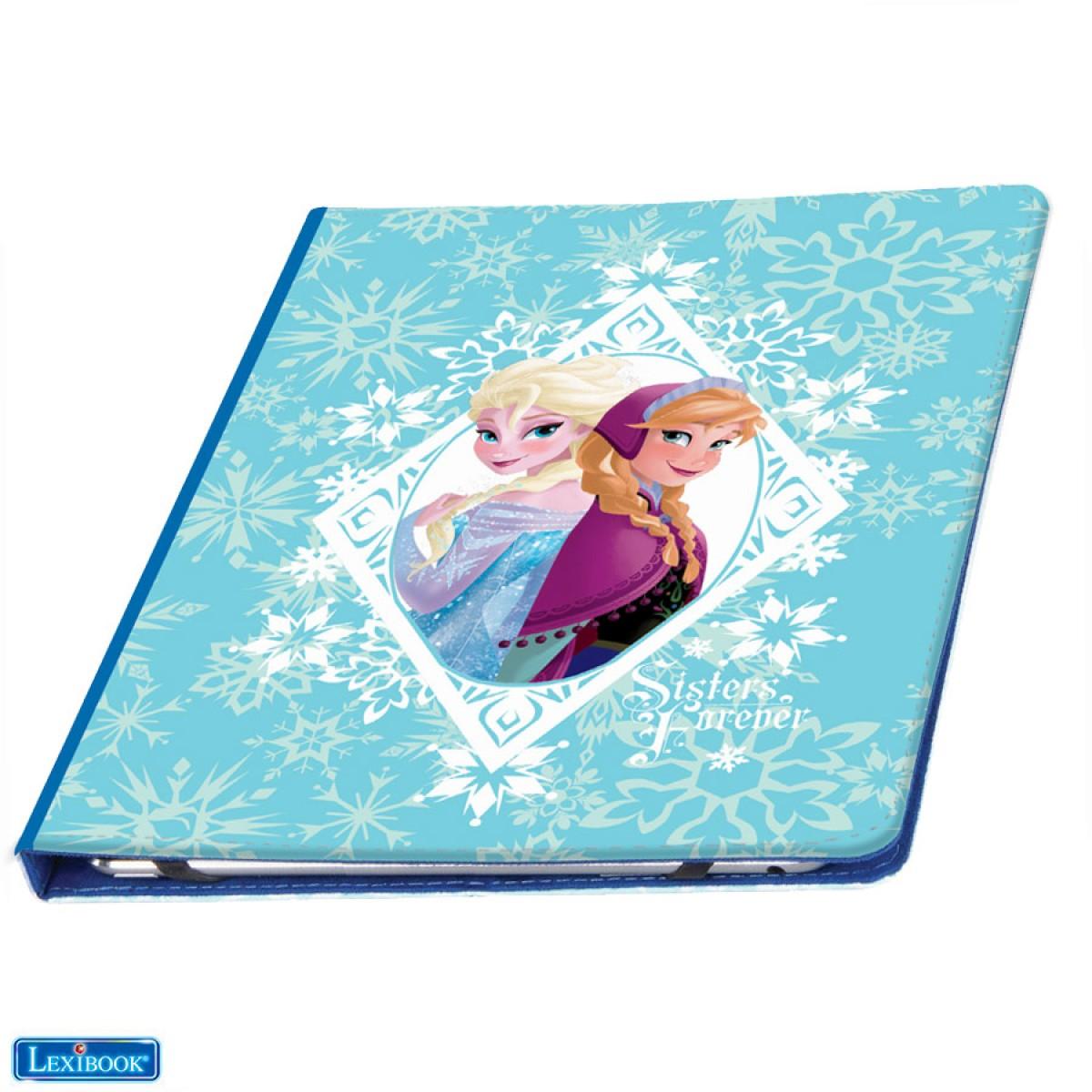 MFP100FZ - Etui Tablette 7-10 pouces Disney La Reine des Neiges - Lexibook
