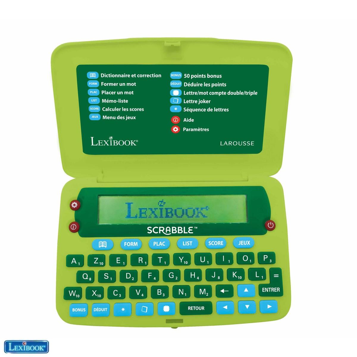 L'OFFICIEL du jeu Scrabble ODS8