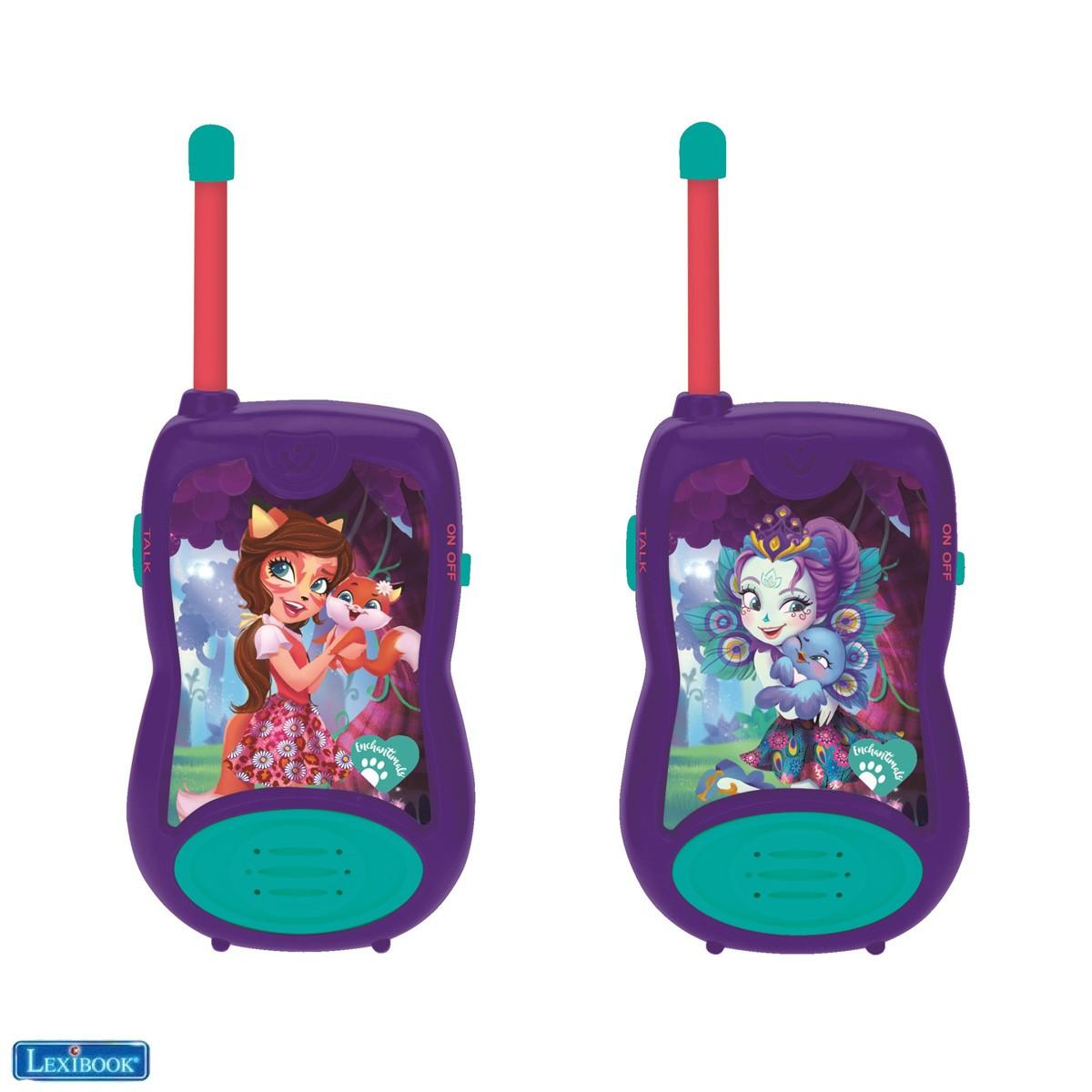 Talkies-walkies Enchantimals