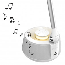 Lampe de Bureau LED avec Enceinte Bluetooth®