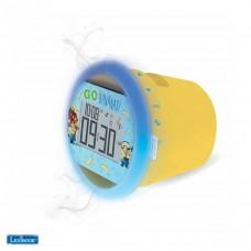 Réveil olfactif Moi Moche avec radio et une capsule parfum banane incluse