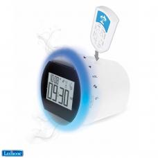 Réveil Olfactif avec radio et une capsule parfum Paradis (Bord de mer) incluse