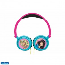 Casque audio stéréo Barbie
