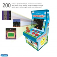 Console  Cyber Arcade® 200 jeux