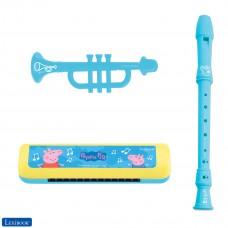 Peppa Pig Georges Jouet Musical, Set de 7 instruments de musique