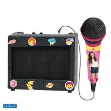 Ampli Portable et Micro Soy Luna