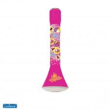 Micro Bluetooth® Soy Luna, Microphone pour chanter avec haut-parleur lumineux intégré et fonction écho