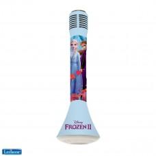 Enceinte Bluetooth® Portable La Reine des Neiges 2 Elsa Anna Olaf avec fonction Changement de voix