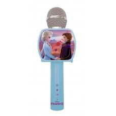 Microphone Bluetooth® La Reine des Neiges 2