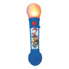 Paw Patrol Pat'Patrouille Microphone lumineux pour enfant