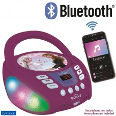 Disney La Reine des neiges 2 - Lecteur CD Bluetooth pour enfants