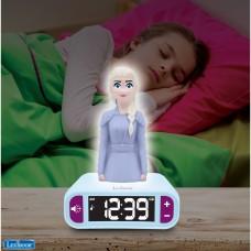 Réveil Veilleuse Elsa La Reine des Neiges 2