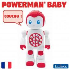 Powerman Baby Robot pour apprendre les chiffres
