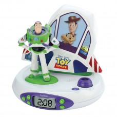 Disney Toy Story Buzz woody Radio réveil projecteur