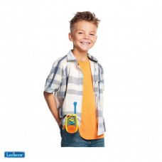 Talkies-walkies 2 km Moi, Moche et Méchant avec les Minions en rubber 3D