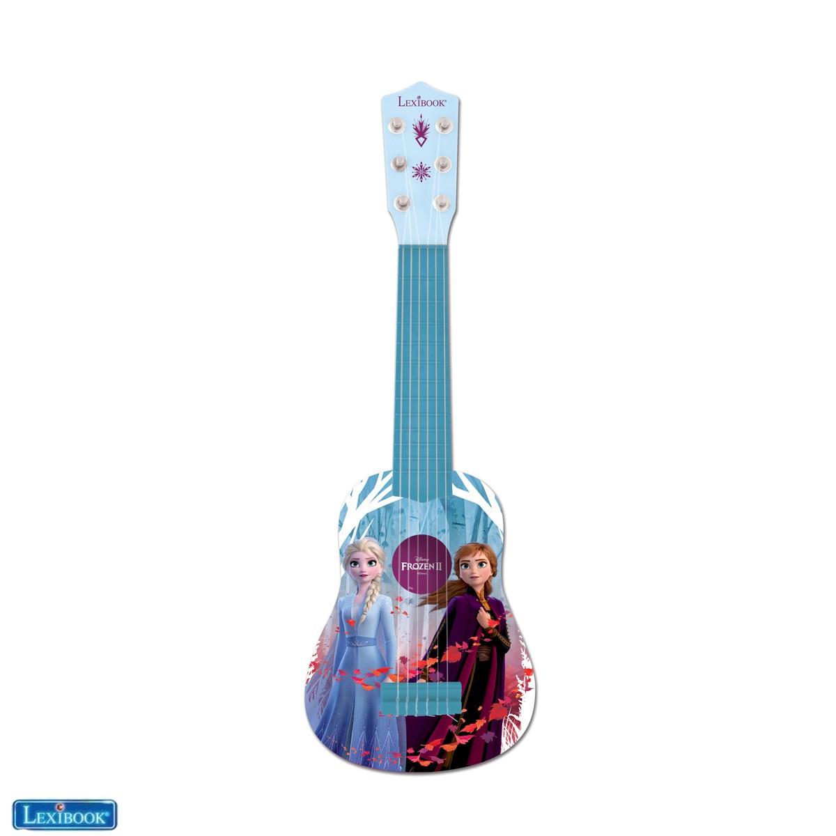 Mi Primera Guitarra Frozen 2 - 53 cm