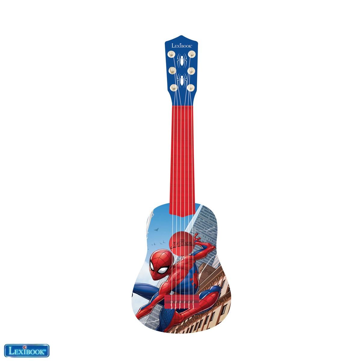 Mi Primera Guitarra Spider-Man
