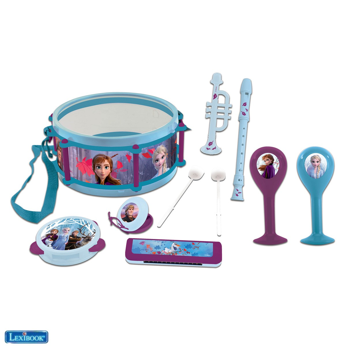 Set de música Frozen 2