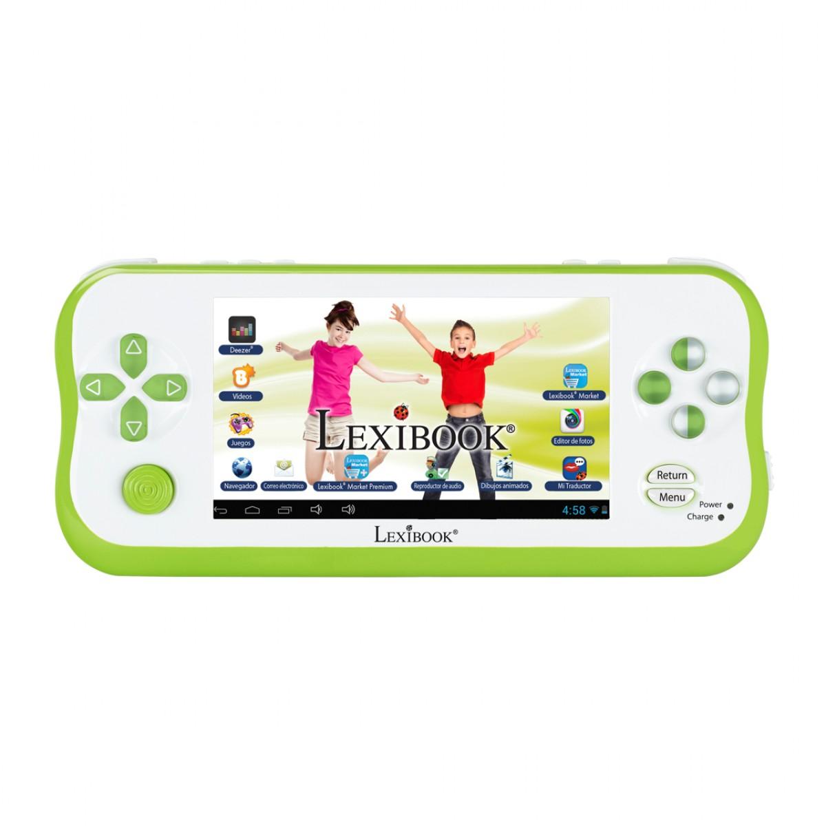 Lexibook TabTab® - Tableta consola Android™