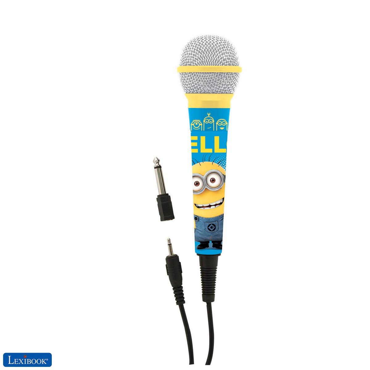 Microphone Minions