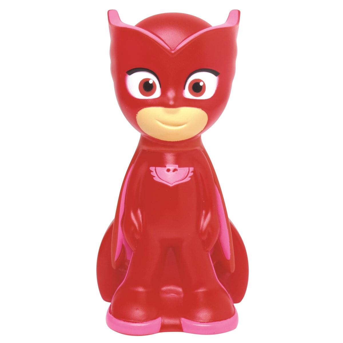 PJ Masks Luz nocturna colorida de bolsillo Owlette