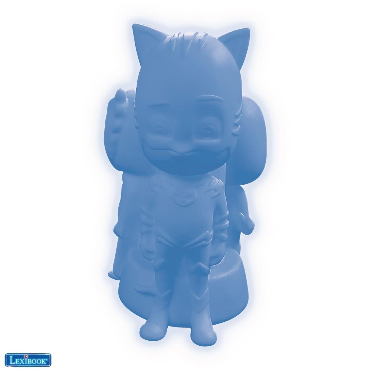 PJ Masks Gatuno Luz nocturna LED PJ Masks para niños