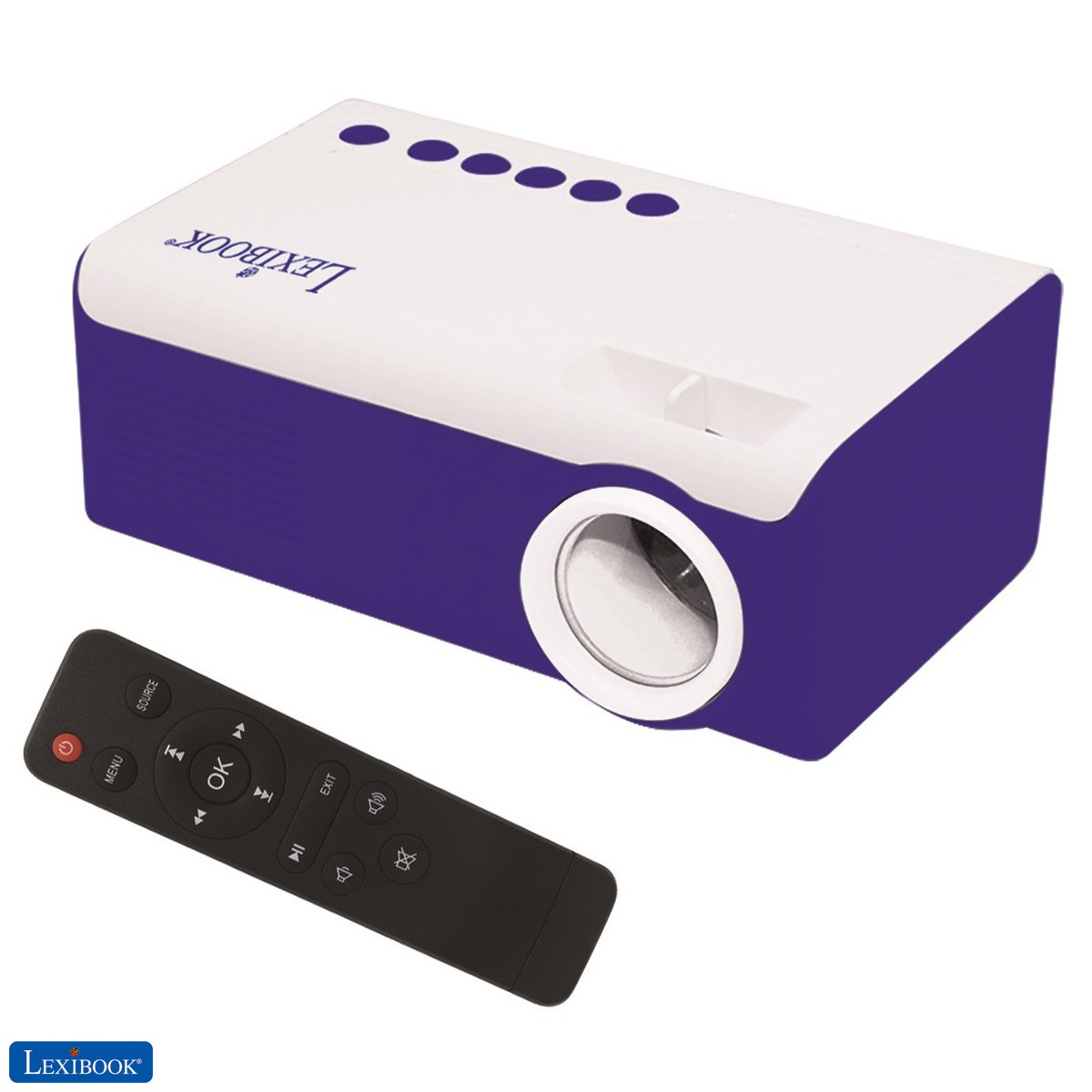 Mini HD Home Cinema