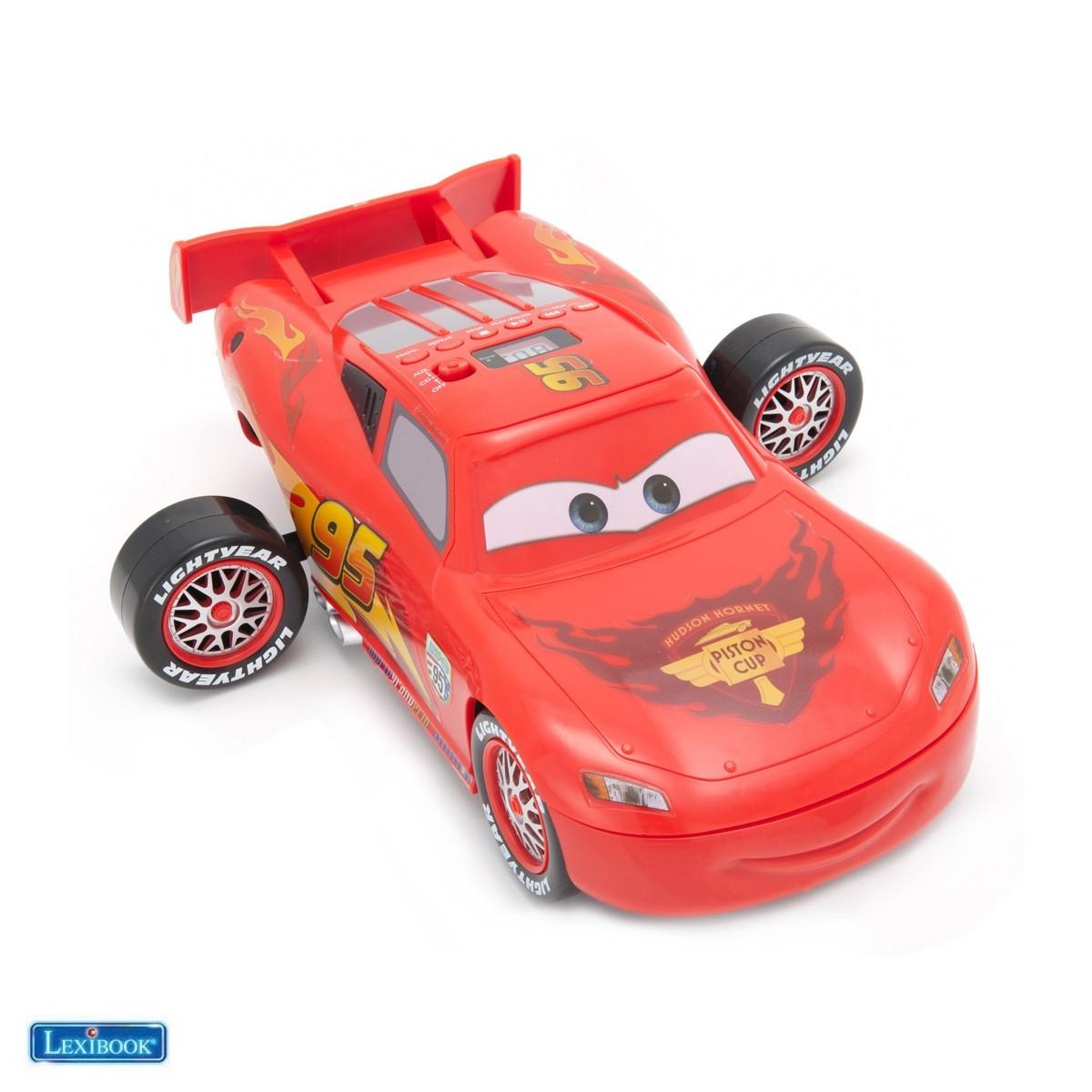 Lecteur CD Disney Cars - Lexibook
