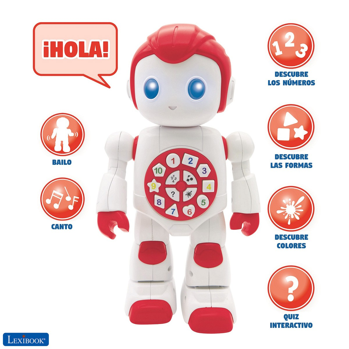 Powerman Baby Smart Robot